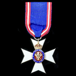 London Medal Company - A Royal Victorian Order, Member 4th C...
