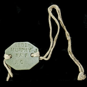 London Medal Company - A Second World War Royal Air Force id...