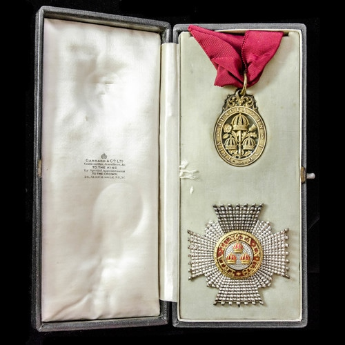 London Medal Company - ​The Most Honourable Order of the Bat...