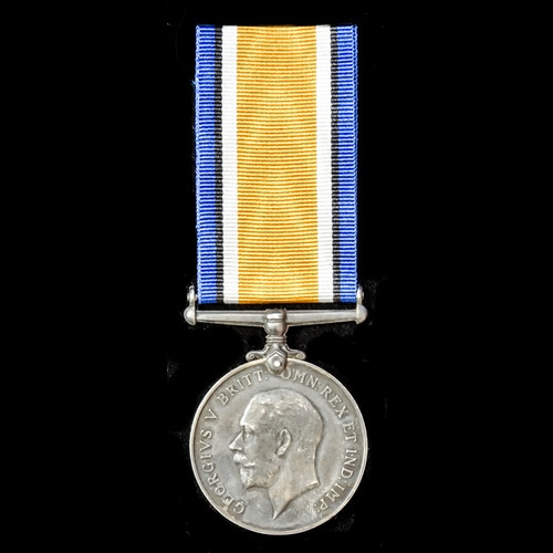 London Medal Company - ​A single British War Medal 1914-1919...