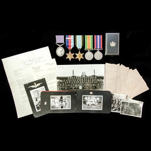 London Medal Company - A very fine Second World War Bomber ...