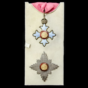 London Medal Company - The Most Excellent Order of the Brit...