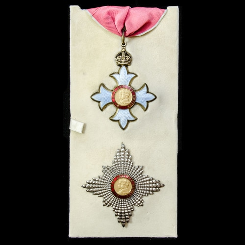 London Medal Company - ​The Most Excellent Order of the Brit...
