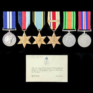 London Medal Company - A very fine Second World War 1942 No...