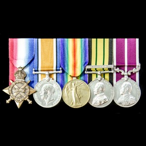 London Medal Company - The very fine and rare combination Gr...