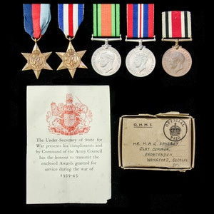 London Medal Company - A Second World War North West Europe ...