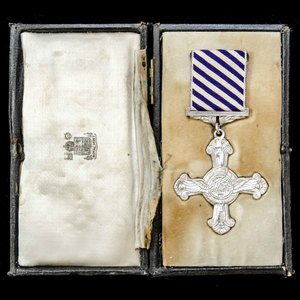 London Medal Company - Distinguished Flying Cross, GVI 1st t...
