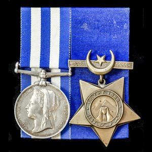 London Medal Company - The interesting Egyptian War 1882 pai...