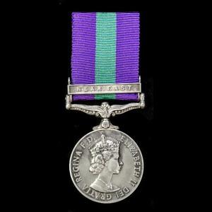 London Medal Company - A Campaign Service Medal 1962, 1 Cla...