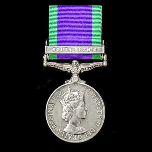 London Medal Company - A Campaign Service Medal 1962, 1 Clas...