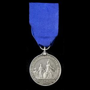 London Medal Company - A Marine Society Reward of Merit Meda...