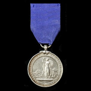 London Medal Company - An Arethusa and Chichester Training S...