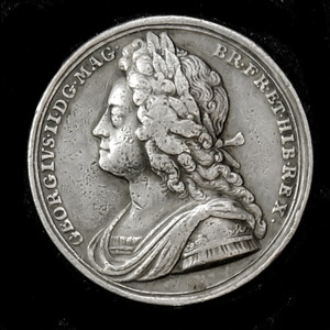 London Medal Company - ​King George II Coronation Medal 1727...