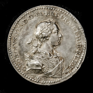 London Medal Company - ​King George III Coronation Medal 176...