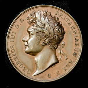 London Medal Company - ​King George IV Coronation Medal 1821...