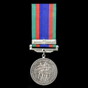 London Medal Company - Canadian Voluntary Service Medal 1939...