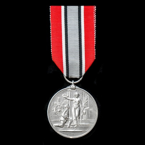 London Medal Company - ​A British Fire Brigades Association ...