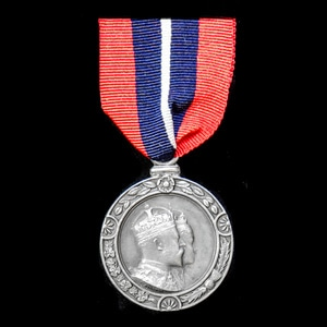 London Medal Company - ​Coronation Medal 1902, Mayors and Pr...