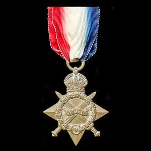 London Medal Company - A 1914-1915 Star, awarded to Private ...
