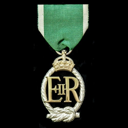 London Medal Company - ​Royal Naval Reserve Decoration, EIIR...