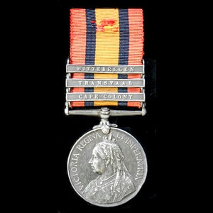 London Medal Company - ​An interesting Queen's South Africa ...