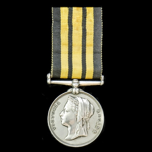 London Medal Company - ​An Ashantee Medal 1873-1874, no clas...