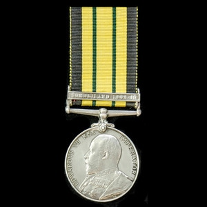London Medal Company - An Africa General Service Medal 1899...