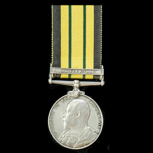 London Medal Company - ​An Africa General Service Medal 1899...