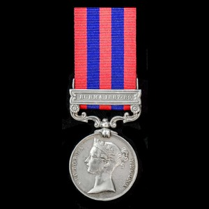 London Medal Company - ​An India General Service Medal 1854-...