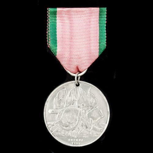 London Medal Company - ​A Turkish Crimea Medal 1855, British...
