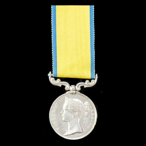 London Medal Company - ​Baltic Medal 1854-1855, unnamed as i...