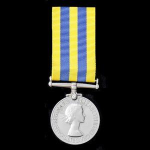 London Medal Company - A Korea Medal 1950-1953, 1st type obv...