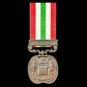 London Medal Company - A scarce Jummoo and Kashmir Medal 18...