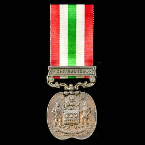 London Medal Company - ​A scarce Jummoo and Kashmir Medal 18...