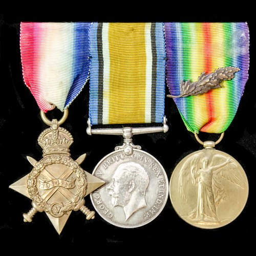 London Medal Company - ​A Great War Gallipoli, Egypt and Wes...