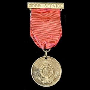 London Medal Company - A Girls' Life Brigade Medal, unnamed...