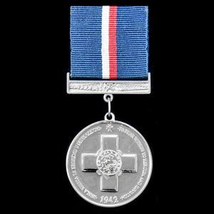 London Medal Company - Malta George Cross Fiftieth Anniversa...