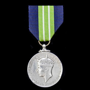London Medal Company - A Colonial Police Long Service Medal,...