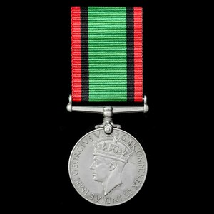 London Medal Company - A rare Southern Rhodesia War Service ...