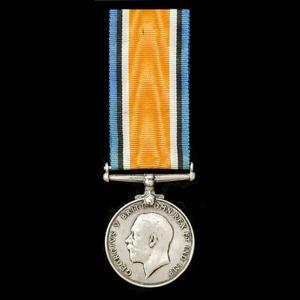 London Medal Company - A British War Medal 1914-1919, award...