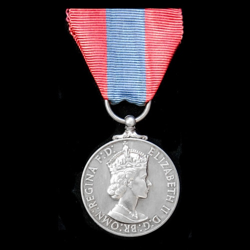 London Medal Company - An Imperial Service Medal, EIIR Br.O...