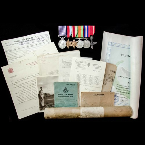 London Medal Company - ​The superb Second World War Middle E...