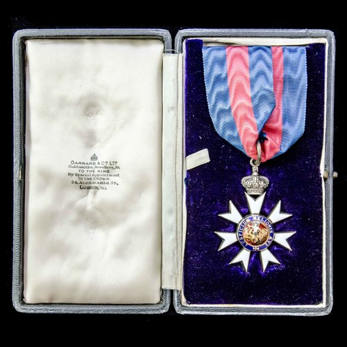 London Medal Company - Order of Saint Michael and Saint Geor...