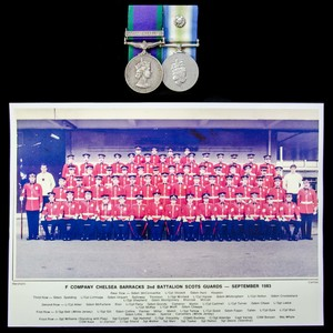 London Medal Company - The fine Northern Ireland and Falkla...