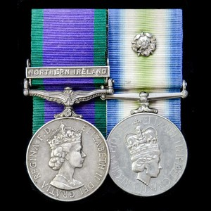 London Medal Company ​The fine Northern Ireland an.