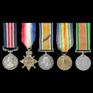 London Medal Company Blog - The superb Great War Battle o.
