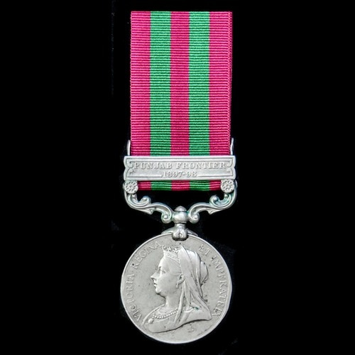 London Medal Company - ​An India General Service Medal 1895-...