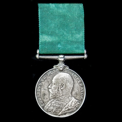London Medal Company - ​A  Volunteer Force Long Service and ...