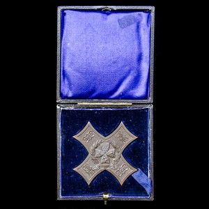 London Medal Company - Inns of Court Wolesley Cup Medallion...