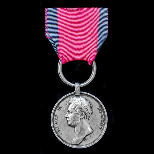 London Medal Company - ​A very fine Waterloo Medal 1815, fit...